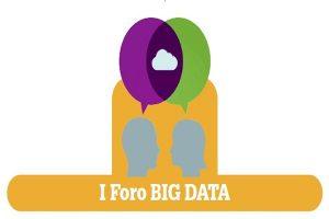 I Foro BIG DATA