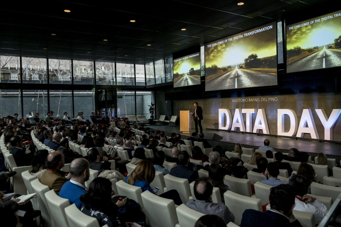 ¿QUÉ PASO EN EL DATA DAY 2018? VIDEOS DE LA JORNADA