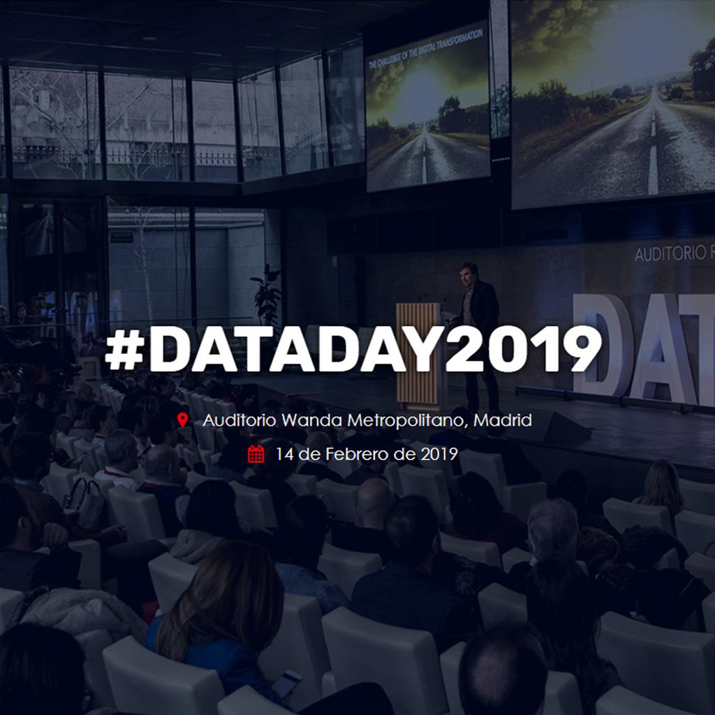 Los principales expertos en datos expusieron en el DataDay 2019 sus propuestas de transformación a organizaciones data-centric