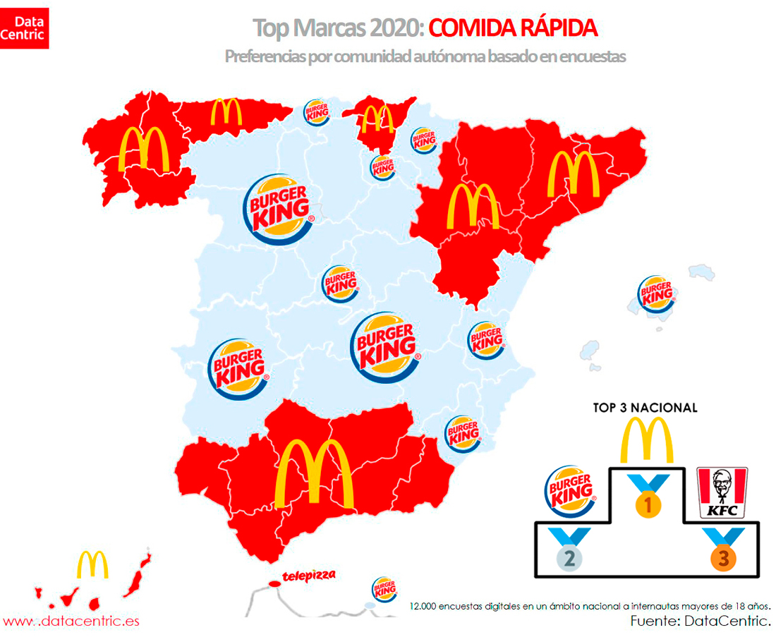 Mapa-top-marcas-FAST-FOOD-Espana-2020