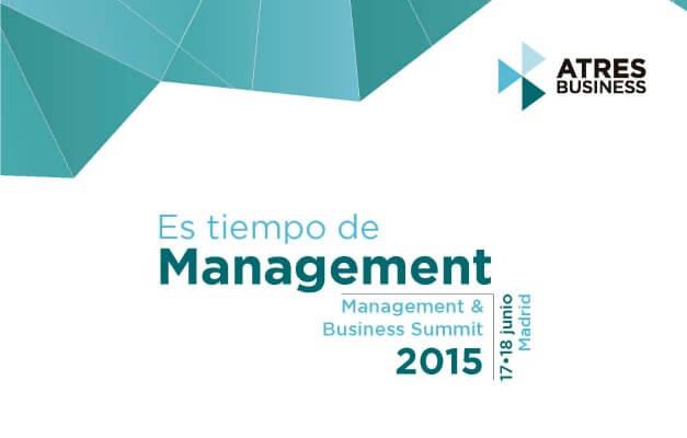 DataCentric como Data Base Partner del Management & Business Summit 2015