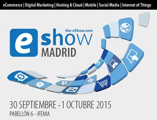 DataCentric presentará en el eShow Madrid 2015 sus novedades en servicios de Marketing digital