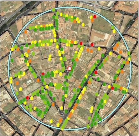 BigData y Geoposicionamiento al servicio de la gestión del riesgo