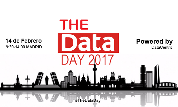 The Data Day 2017. Primer evento de data-driven business en España