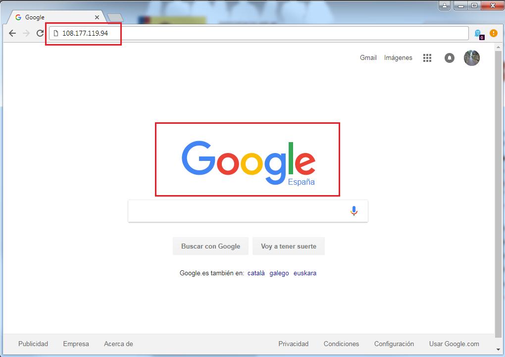 IP Google