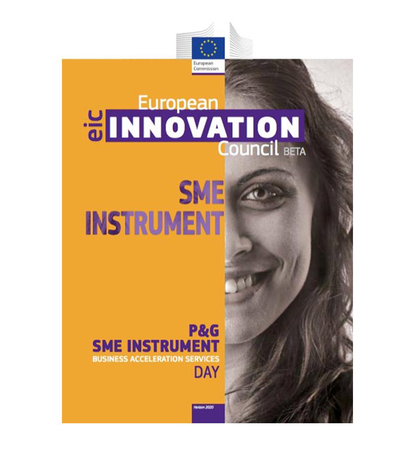 DataCentric participa en el SME Instrument Business Acceleration Services Day de Procter&Gamble
